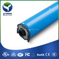 YV24DE dc tubular motors for blinds with remote control