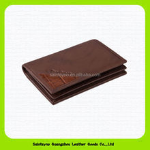 New Short PU Leather Credit Card Holder/ leather card case/PU card holder 14174