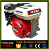 single cylinder four stroke 120cc small petrol engine with engine spare parts for sale