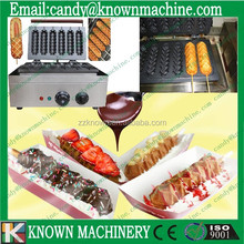 110 v hot dog stick machine for 6 hot dogs