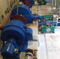 Mini Hydroelectric Generator And Hydro Turbine for Hydro Power Plant
