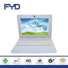 "10.1 ""Laptop VIA WM8850 + Android 4.0 + cámara + WIFI +3 G Moderna"