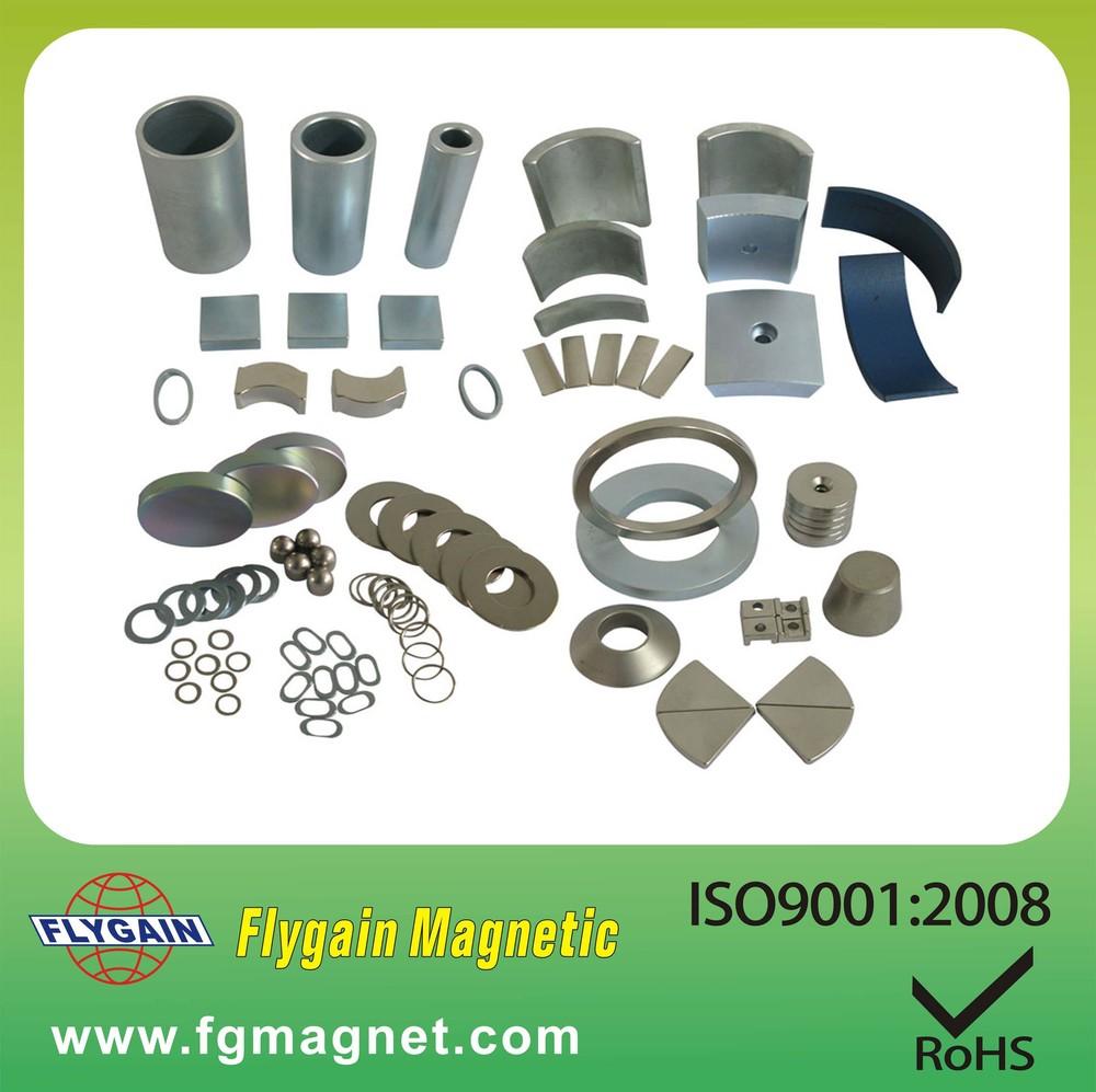 strongest NdFeB magnetic block magnet