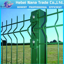 High Quality Garden Fencing PVC fence with competitive price
