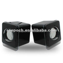 2.0 multimedia high quality computer speaker WITH CE certification 2.0 USB speaker