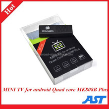 Cheapest MK808B Plus MINI PC Android smart TV Dongle stick Amlogic S805 Quad core Android TV Dongle