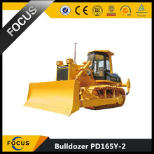 High quality PENGPU PD165Y-2 crawler bulldozer for road construction machinery