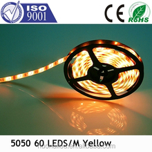 2015 led 5050 Hot Sale Blister Package Strip light ,1 Years warranty ,Double Side ,Popular decoration