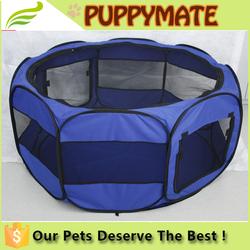 China Audited Fabric Pet Playpen Dog Playpen