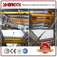30 Years Top 10 China Crane Manufacturer Manufacture Sale Installation and Maintenance Overhead Crane Gantry Crane for sale