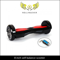 Hybrid Scooter Bicycle IOHawk For Electric Airboard With Bluetooth