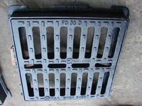 Ductile Iron Gully Grates EN124 C250/D400 550x550