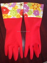 NEW ARRIVALS long sleeve latex gloves for sale/hand protection