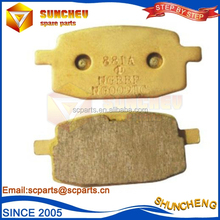 Motorcycle Parts High performance OEM Provided sintered brake pads for avid mechanical/hydraulic