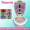 far infrared photon spa capsules Model No.SW-708S