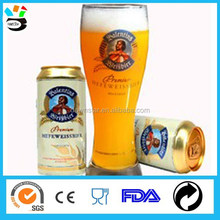 China supplier cheap pilsner glassware