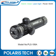 Good Quality Tactical Green laser m4 sight with new Push button end cap switch