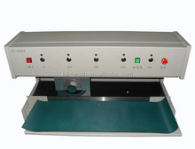 Automatic pcb depaneling methods, pcb depaneling equipment , pcb depaneling router for pcb board or led metal board YSV-1A