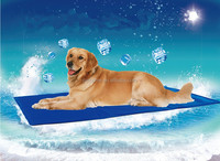 wholesale Dog Cat Pad Cool Water Gel Mat Pet Cooling Cushion