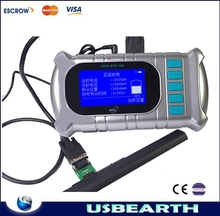 Portable laptop battery tester with charge & discharge,small currents activation,battery data checking functions