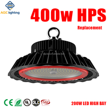 Led high bay retrofit 150w ul dlc led high bay good heat sink with long life span high bay 130lm/w and meanwell driver highbay