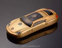 Car cigarette lighter mini small mobile phone unlocked dual sim cell phone Y918