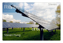 PV Solar Panel Mounting Bracket with professional design and convenience for installation