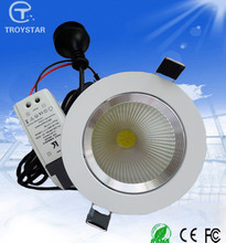 Led Lighting Led Downlight , Warm White Hole Size 75mm Recessed 5w Low Price COB LED Down Light