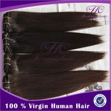 Top quality deep curly virgin indian weave super remy human hair
