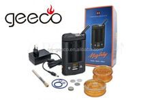 2015 Geeco Best selling vaporizer 18650 mod dry herb mighty vaporizer wholesale in USA