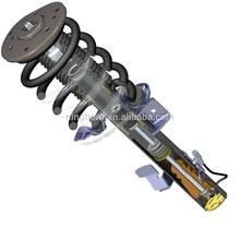 For auto shocks struts adjustable damper spot welding shock absorber IT219