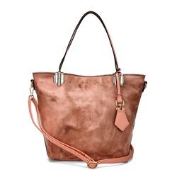 2015 Latest Designer Handbags Crack Design Leather Coral Shoulder Bags