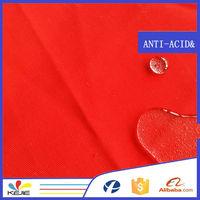 Waterproof Durable Flame Retardant White Fabric