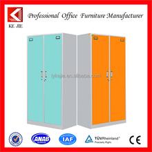 Metal Colorful 2 Door Locker, Metal Locker, Steel Locker