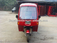heavy load cargo motor tricycle with cabin