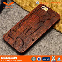 2015 New style universal smart phone wooden style mobile case cover