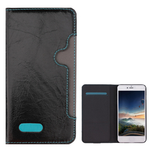 New arrival dust prevention OEM & ODM leather flip cover case for huawei honor 4x