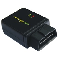no installation OBD ii GPS GPRS GSM car tracker