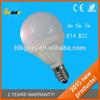 3W E27 White Led Bulb Lights / Low Cost Ceramics Led Bulb Lights Lamp