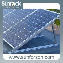 solar photovoltaic mounting