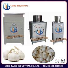 Trade Assurance High performance easy operate dry way electric garlic peeling machine/garlic peeling