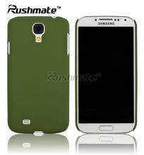 For Samsung Galaxy S4 I9500 Dark Green Rubberized Coating Mobile Phone Back Cover Case Skin