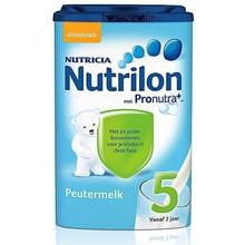 5 Peutermelk leche infantil del bebé de escena Powder 5 ( 800 g ) 100% origen de países bajos ( holanda )