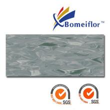Bomeiflor Non-directional Homogeneous Vinyl Sheet Flooring BM7322