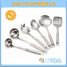 Classical Design Stainless Steel Names Of Kitchen Utensils