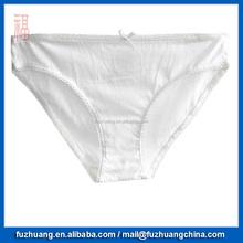 Women White Comfortable Underwear Lady Panty 016