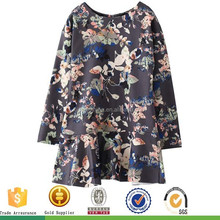 Cinese moda ed a buon mercato vestiti dalla ragazza del fiore/bambini vestiti dalla ragazza del fiore