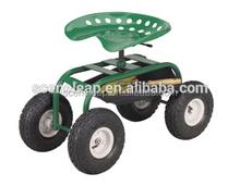 Rolling Garden Scooter,Rolling Garden Seat,Garden Seat Cart