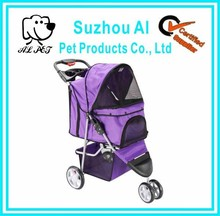 Three Wheel Easily Walk Dog Pet stroller