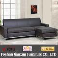 小さなサイズのソファf020小さなコーナーソファ本革のソファ
